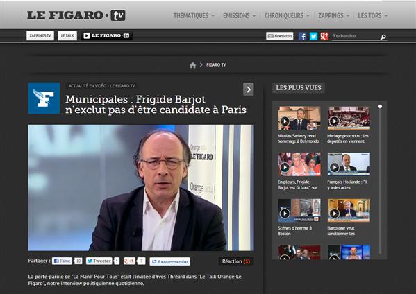 Le Figaro TV