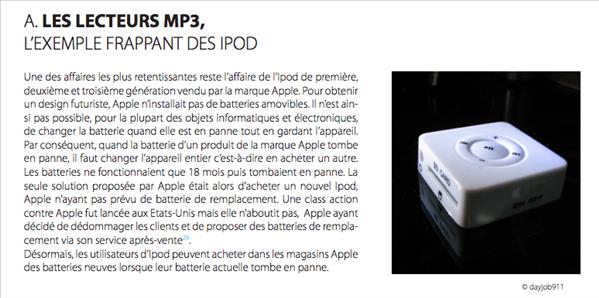 ipod obsolescence