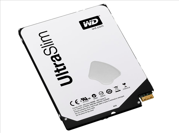 Western Digital Ultraslim