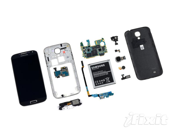 Galaxy S4 iFixit