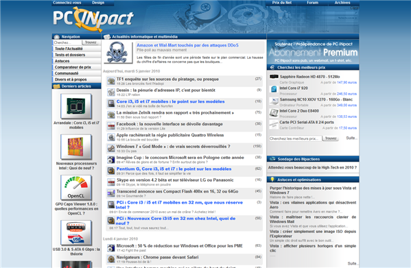 PC INpact 4.5 Premium