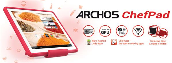 Archos ChefPad