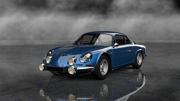 Alpine A110 Gran Turismo 6 GT6