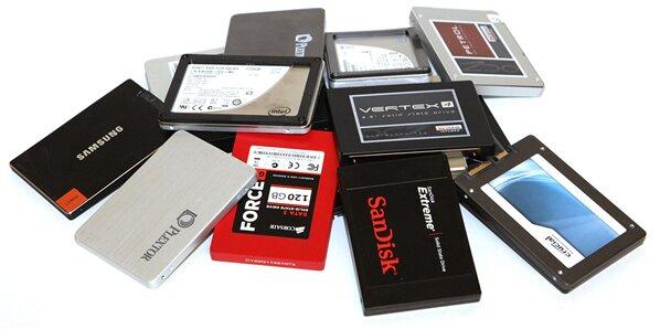 Comparatif SSD Hardware.fr