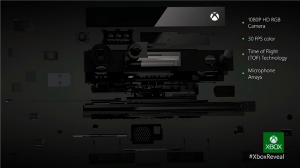 Xbox One Kinect Large