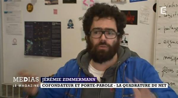 Jeremie Zimmermann