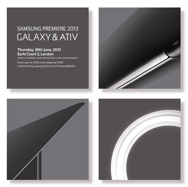 Samsung Galaxy Ativ 20 juin