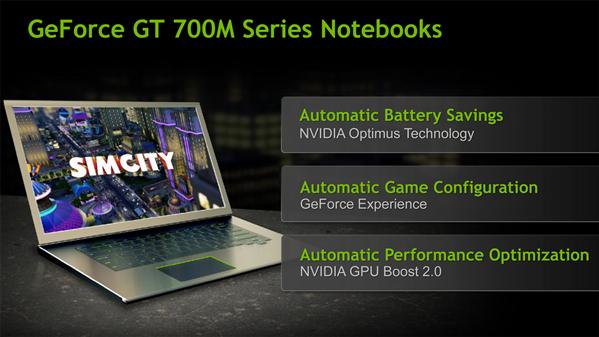 GeForce GT 700M