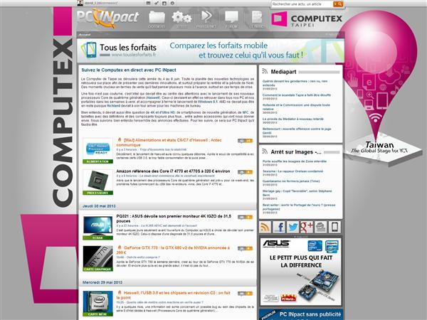 Thématique Computex 2013