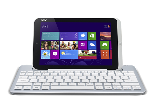 Acer Iconia Tab W3