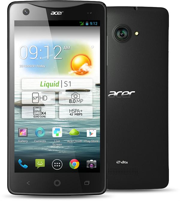 Acer Liquid S1 Duo