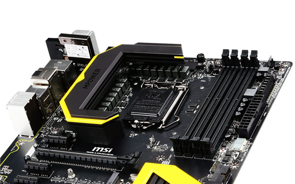 Z87 MPower MSI Phases