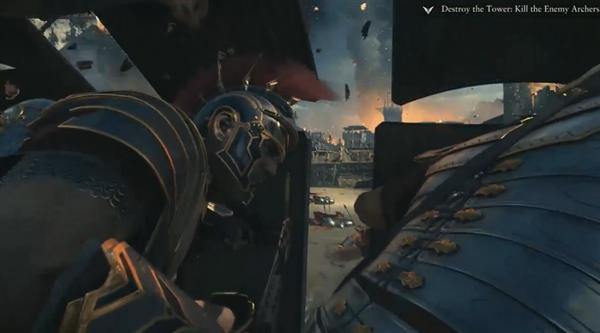 E3 Microsoft Ryse Son of Rome