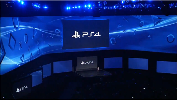 PlayStation 4 E3 2013