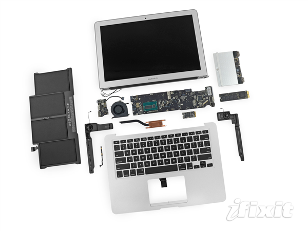 MacBook Air iFixit