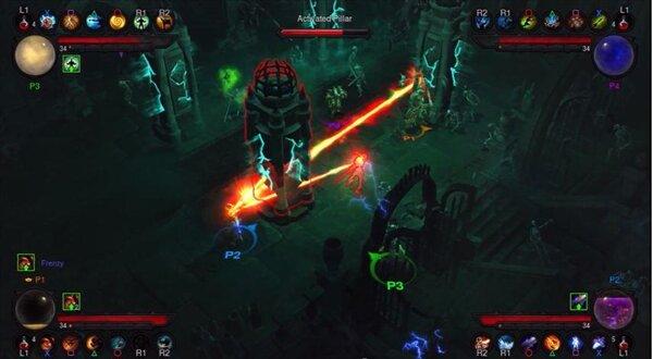 Diablo III Console Multi