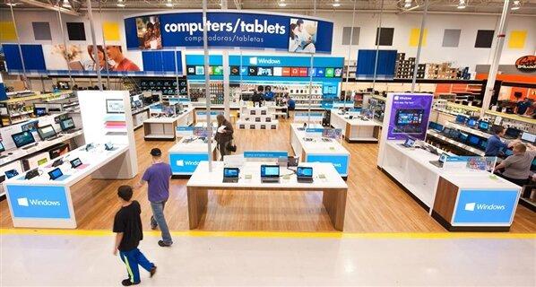 Best Buy Windows Store