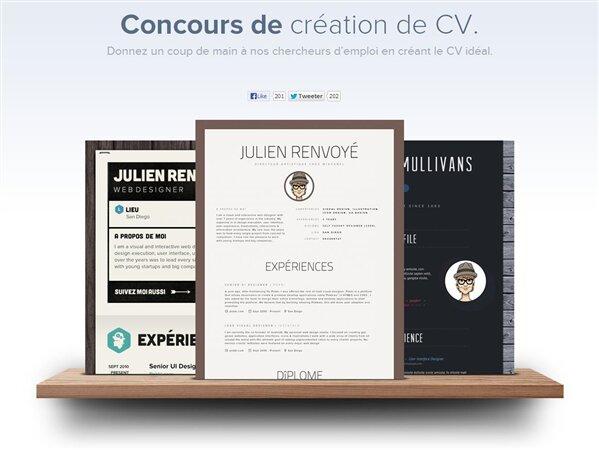 Concours CV Remixjobs