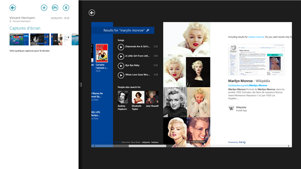 windows 8.1 multitache
