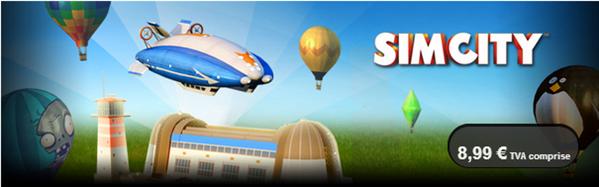 DLC SimCity Dirigeable