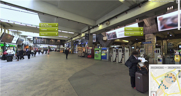 Gare 360° SNCF
