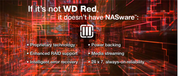 Western Digital RED NAS