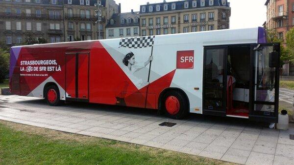 4G SFR Strasbourg