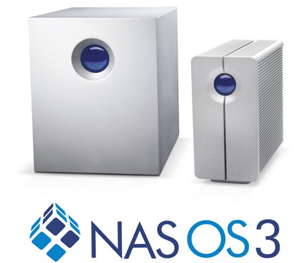 LaCie Cloud NAS OS 3.1