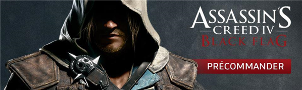 Précommande Assassin's Creed IV