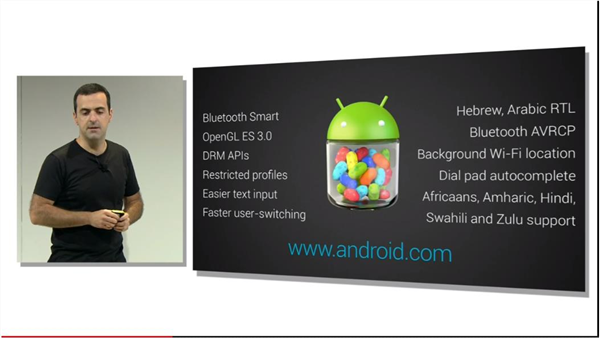 Android 4.3 Conference