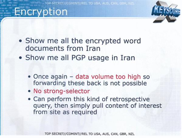 NSA XKeyscore