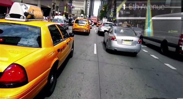 google glass volant voiture
