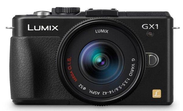 Panasonic Lumix DMC-GX1KEF-K