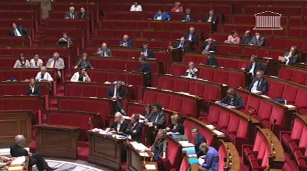 députés assemblée nationale