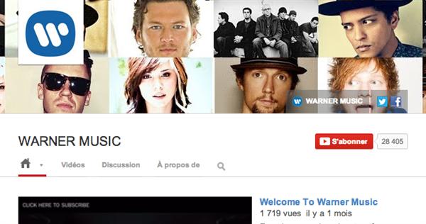Warner Music