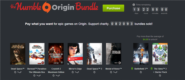 Humble Origin Bundle