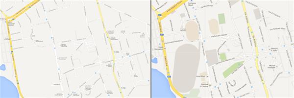Maps Maker Italie