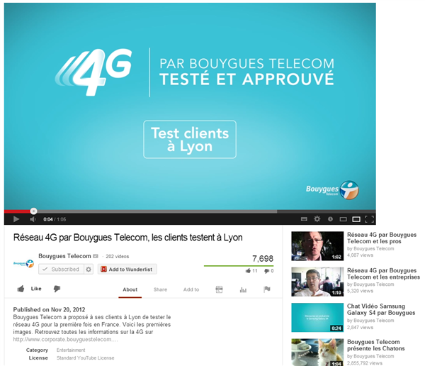 Bouygues Telecom Journalistes