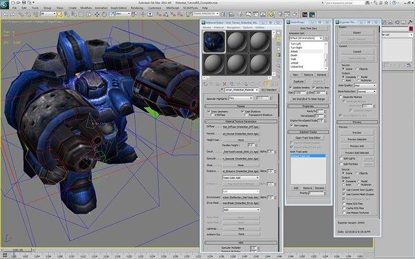 Starcraft II Art Tools