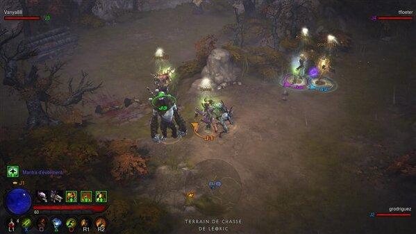 Diablo III PS3 Multi