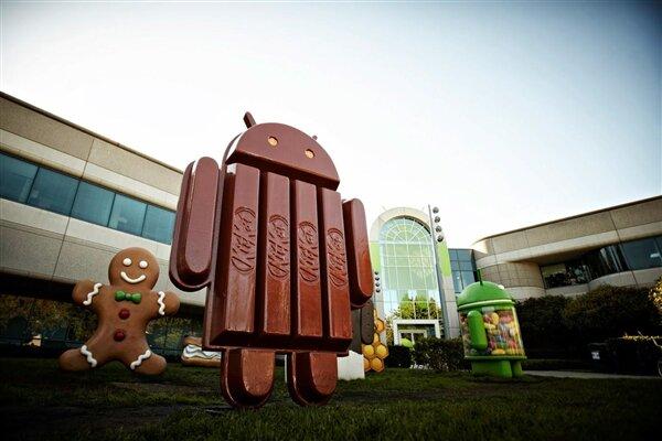 Android 5.0 Kit Kat