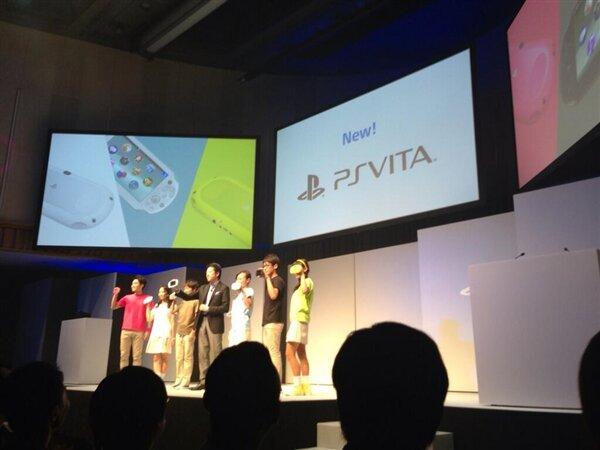 PS Vita Couleurs