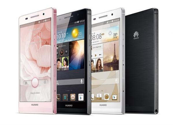 ODR Huawei Ascend P6
