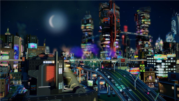 SimCity Villes de Demain
