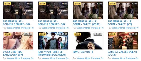 Dailymotion Warner Bros