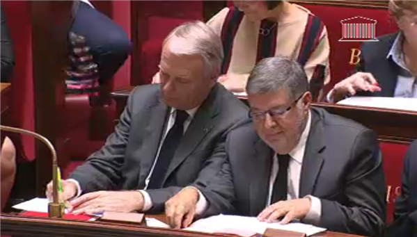 gouvernement ayrault vidalies