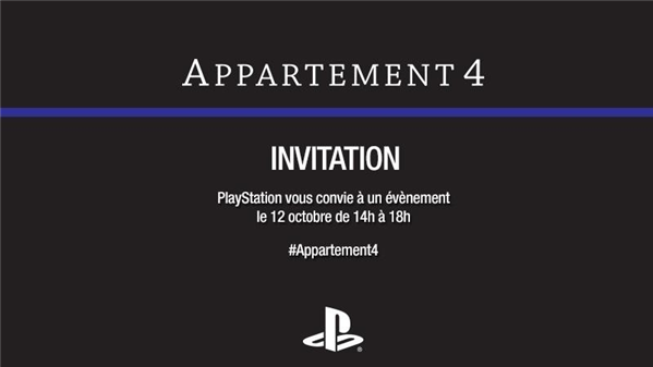 Appartement 4 PlayStation