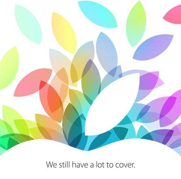 Apple Event 22 octobre