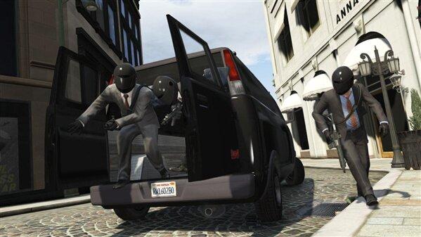 Grand Theft Auto V GTA