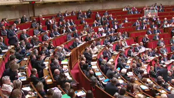assemblée nationale députés